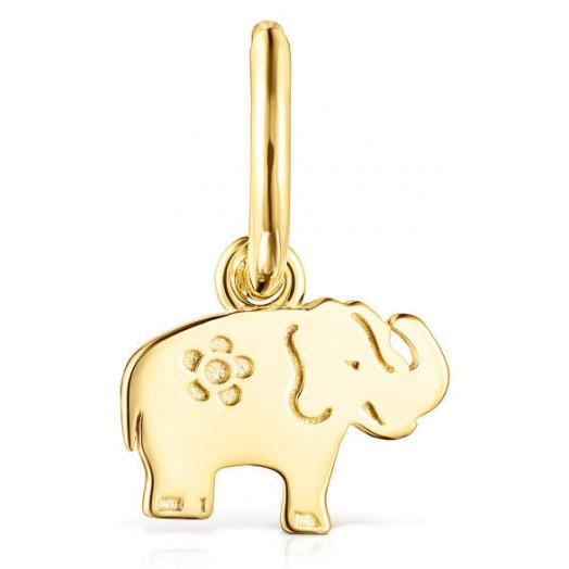 Pendiente Save Elefante
